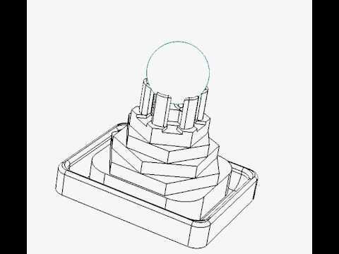 480x360 Solidworks Fountain