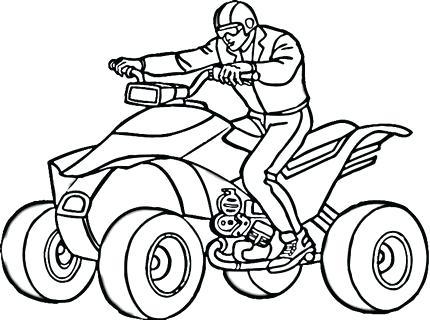 Four Wheeler Drawing At Getdrawings Com