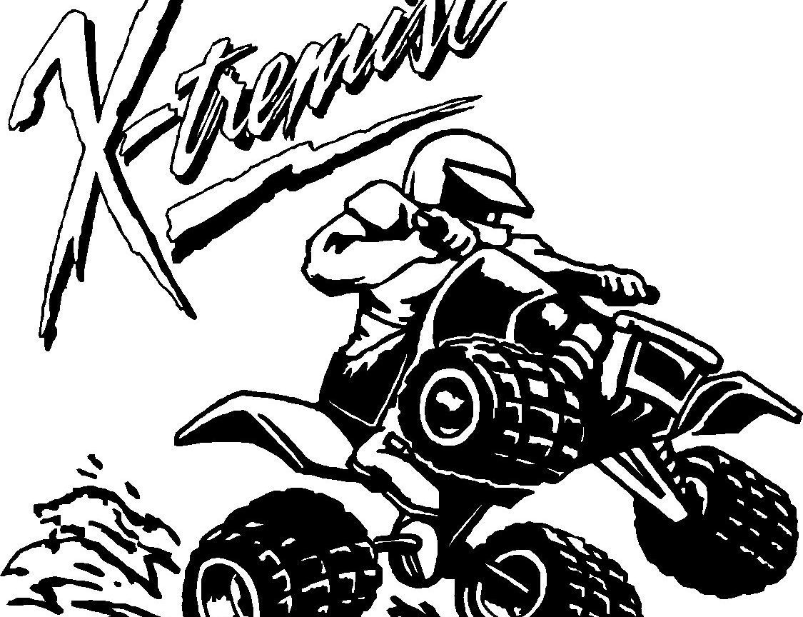 Four Wheelers Drawing at GetDrawings.com | Free for personal use ...