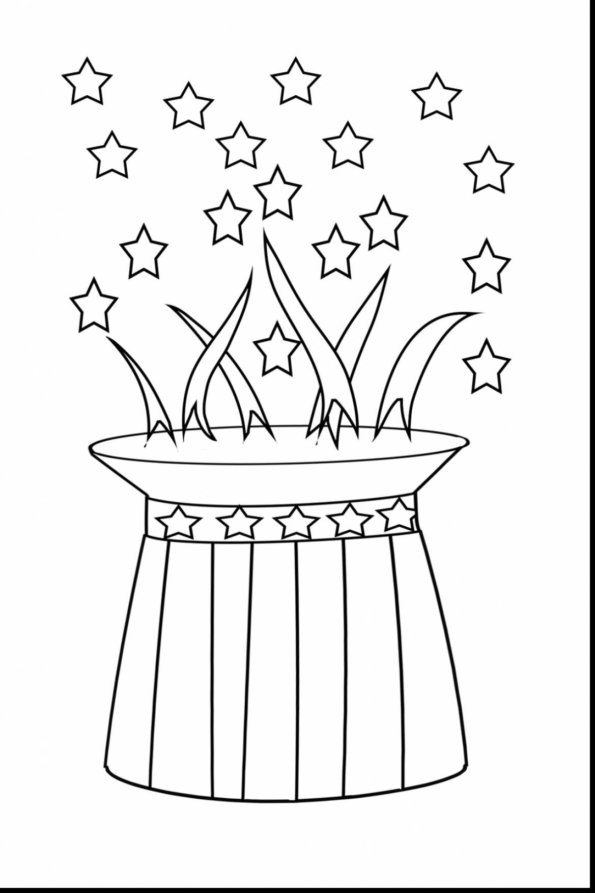1169x1753 Fourth Of July Fireworks Coloring Pages Free Draw To Color