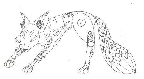 493x270 Robotic Animal Drawings