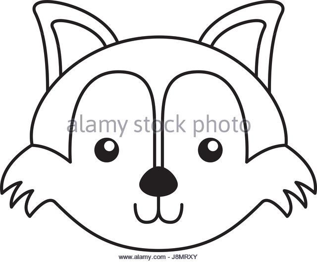 640x529 Cartoon Fox Face Stock Photos Amp Cartoon Fox Face Stock Images