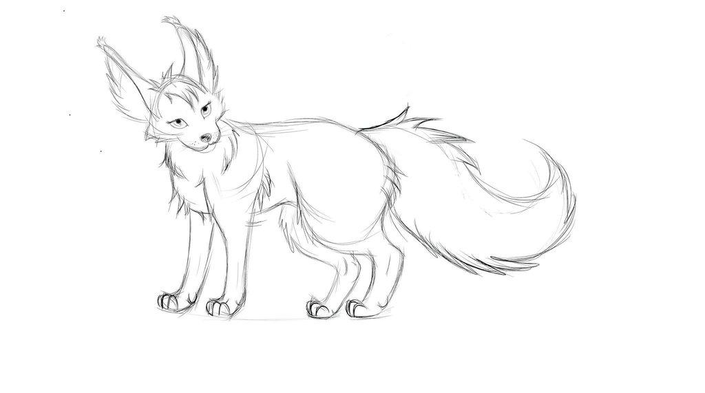 1024x571 Magical Fox By Flametheredfox