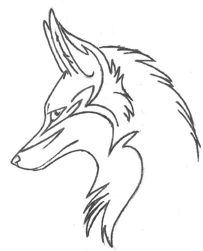 667x826 Tribal Fox By Wildfirefly