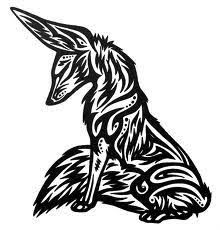 220x230 Celtic Fox Free Designs