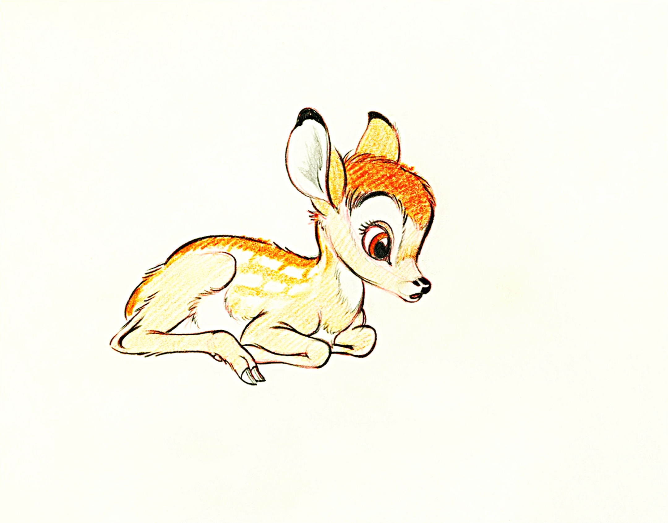 2160x1691 Bambi Tattoo Idea Tattoos Bambi Tattoo, Tattoo