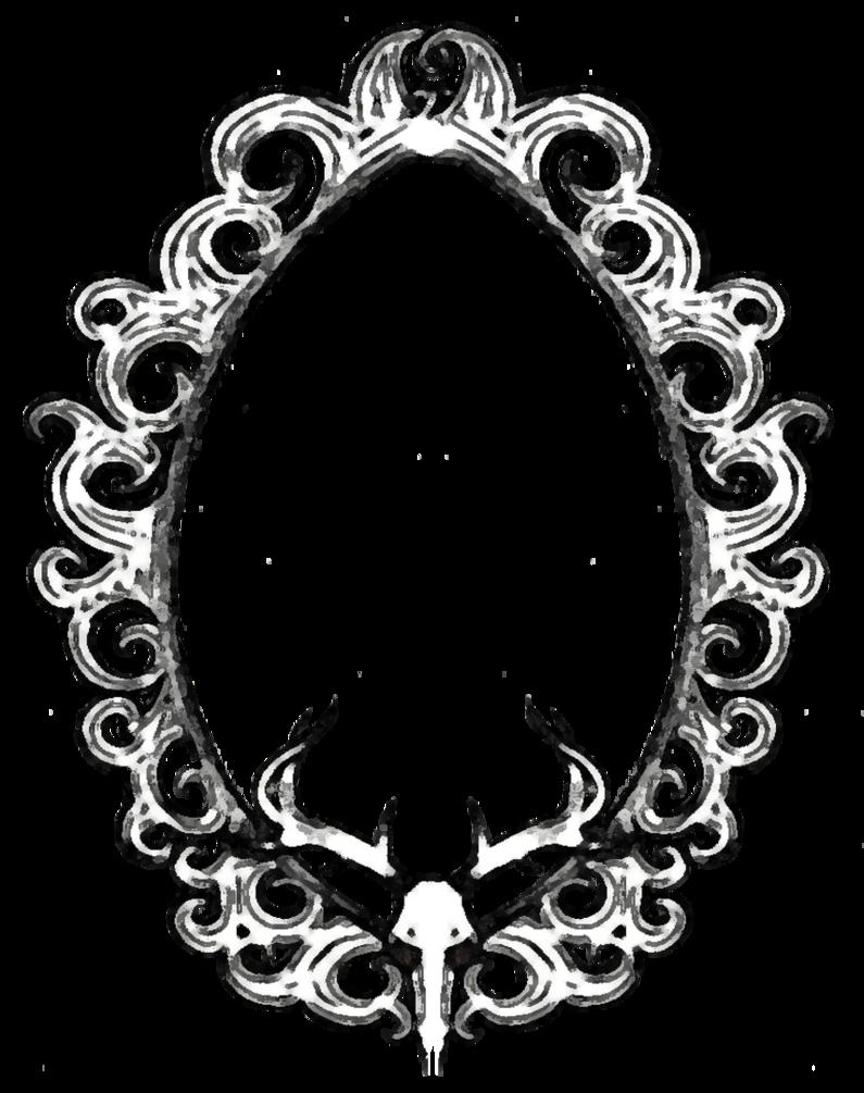 795x1005 Transparent Frame (No. 3) By Sydneymorrow