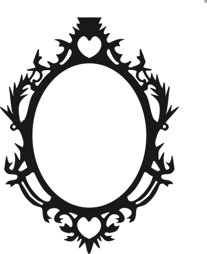 838x1024 Mirrors Mirror Doodle Cineloh