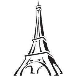 250x250 The Best Eiffel Tower Craft Ideas On Art Of Cross