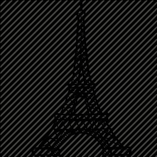 512x512 Eiffel, France, French, Landmark, Paris, Romance, Tower Icon