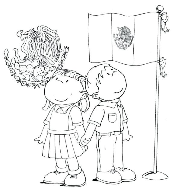 580x626 Spain Flag Coloring Page Murs