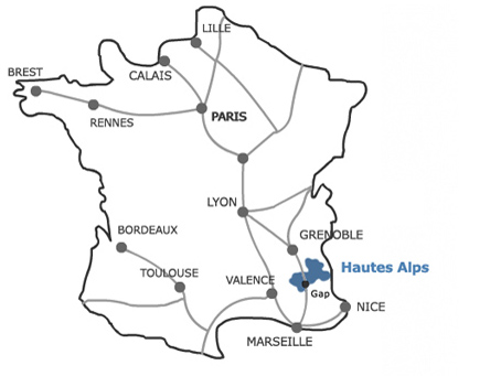 454x341 Southern French Alps Multi Activity Holidays