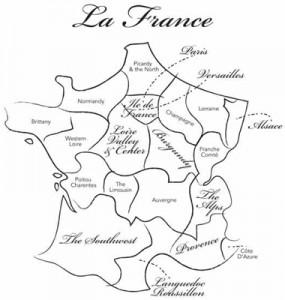 285x300 Map Of France Resize Bonjour Colorado