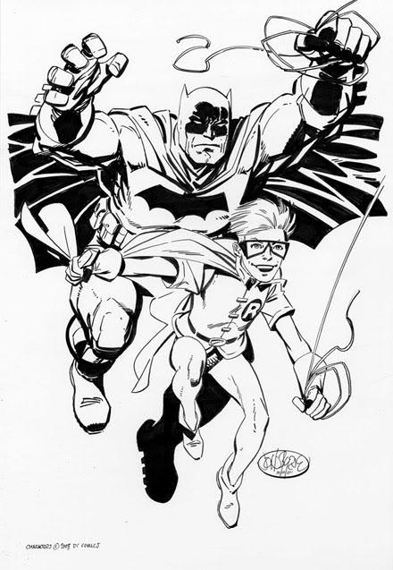 440x637 I'M The Goddamn Batman Homage! John Byrne Does Frank Miller's Dark