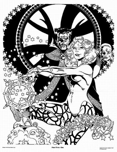 386x500 Spotlight On Doctor Strange With Michael Golden Amp Frank Miller