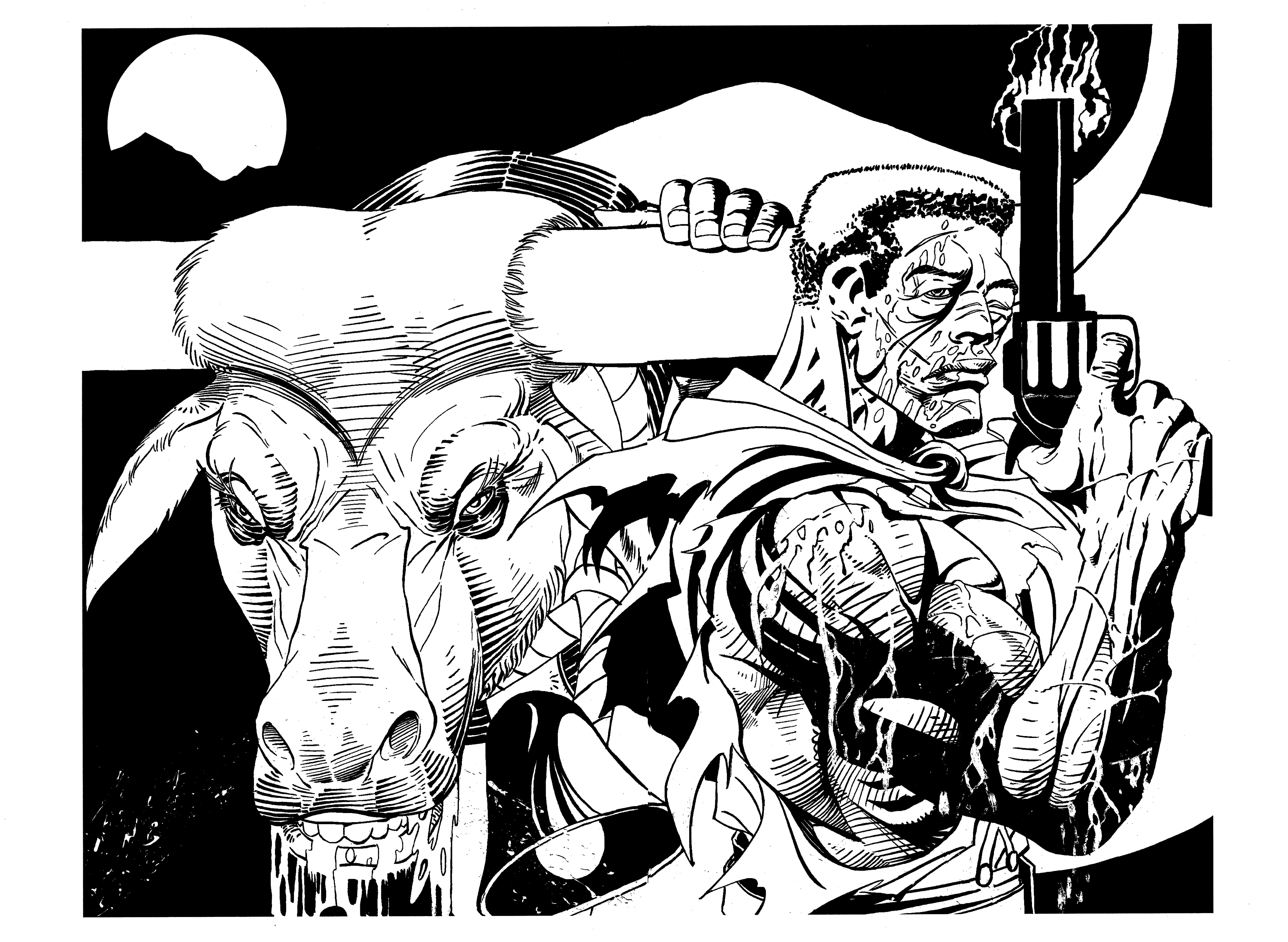 8400x6143 Thank You, Frank Miller! Pivotal Comics