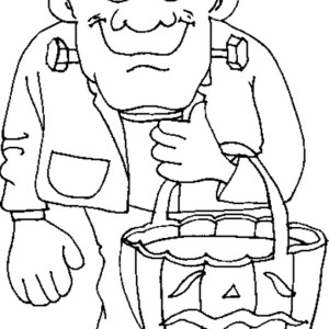 frankenstein drawing cartoon at getdrawings com free for personal