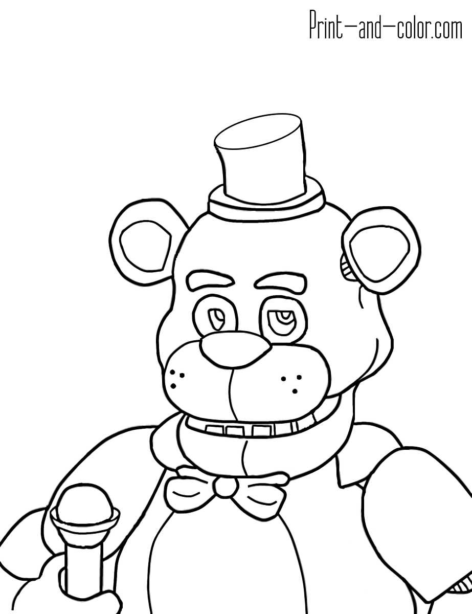 Freddy Drawing at GetDrawings | Free download