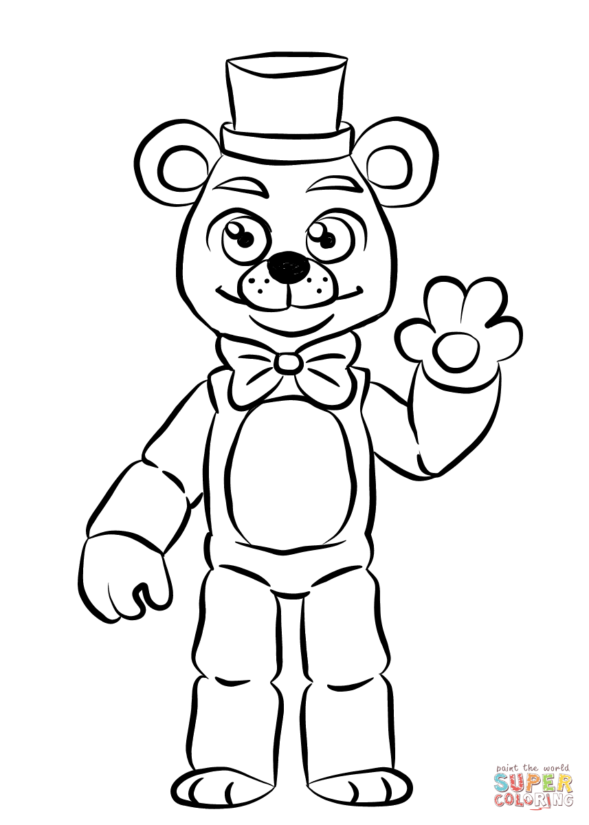 Freddy Drawing at GetDrawings com | Free for personal use