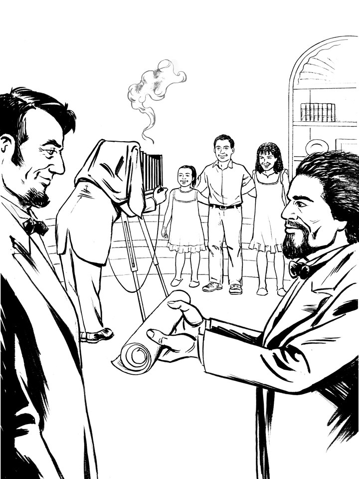 Frederick Douglass Coloring Page Image collections - coloring pages ...