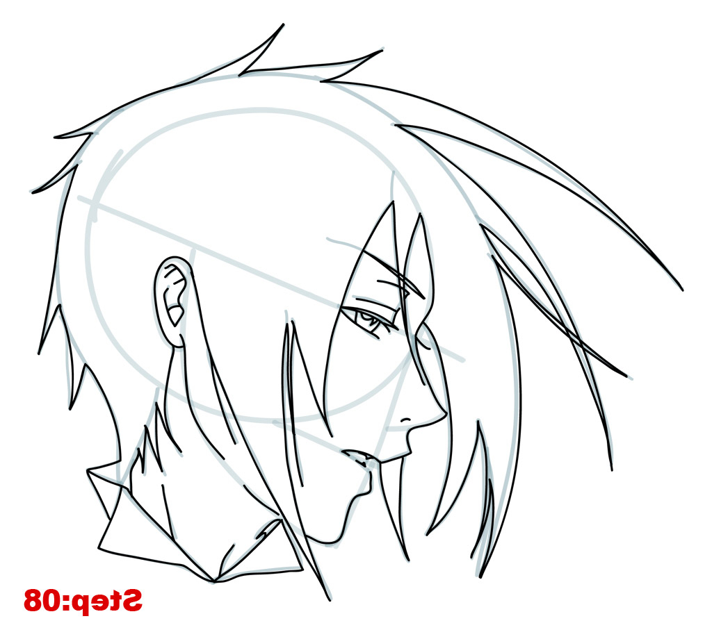 1024x907 Easy Anime Drawing For Beginners Easy Anime Drawing For Beginners