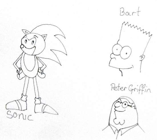 550x493 Draw Cartoons How To Draw