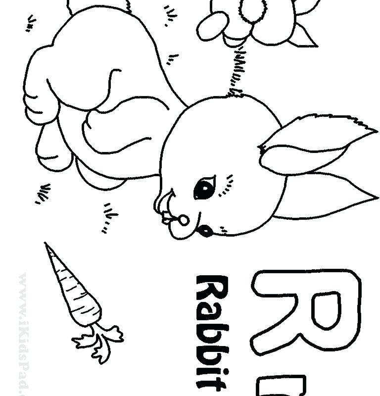 768x800 Complete Free Printable Alphabet Coloring Pages Fee Elegant