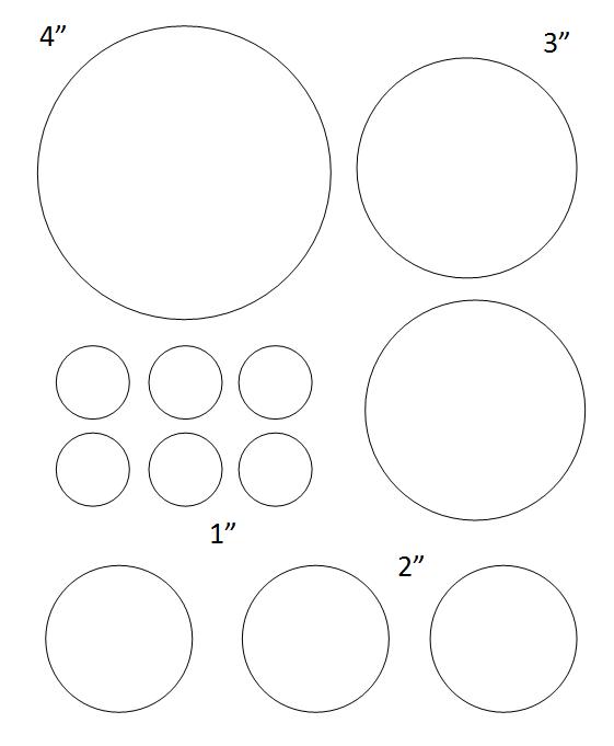 561x681 Free Printable Circle Templates