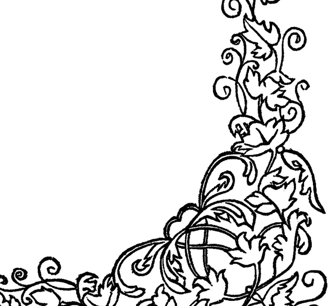 1068x982 Free Embroidery Corner Design!