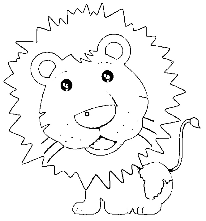 666x716 Excellent Kindergarten Coloring Pages Cool Col
