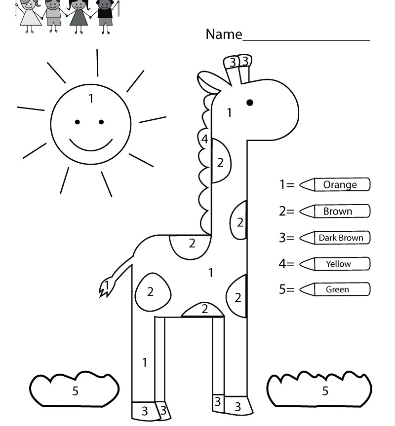 800x864 free printable colouring worksheets for kindergarten color - Kindergarten Colouring Worksheets 2