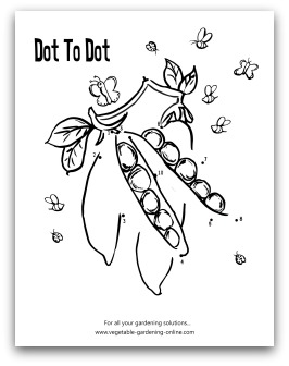 266x336 Free Vegetable Garden Coloring Books, Printable Activity Pages