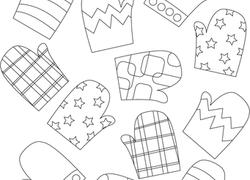 250x180 Kindergarten Winter Worksheets Amp Free Printables