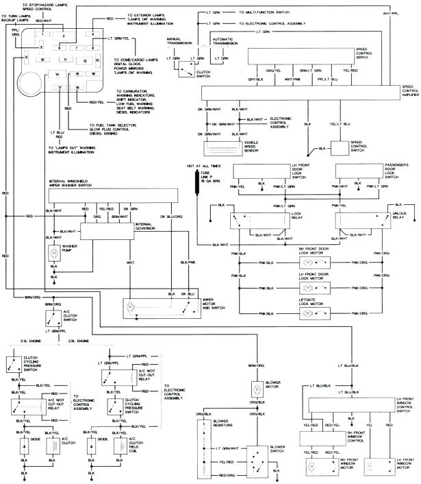 Delco Electric Motor Wiring Diagram