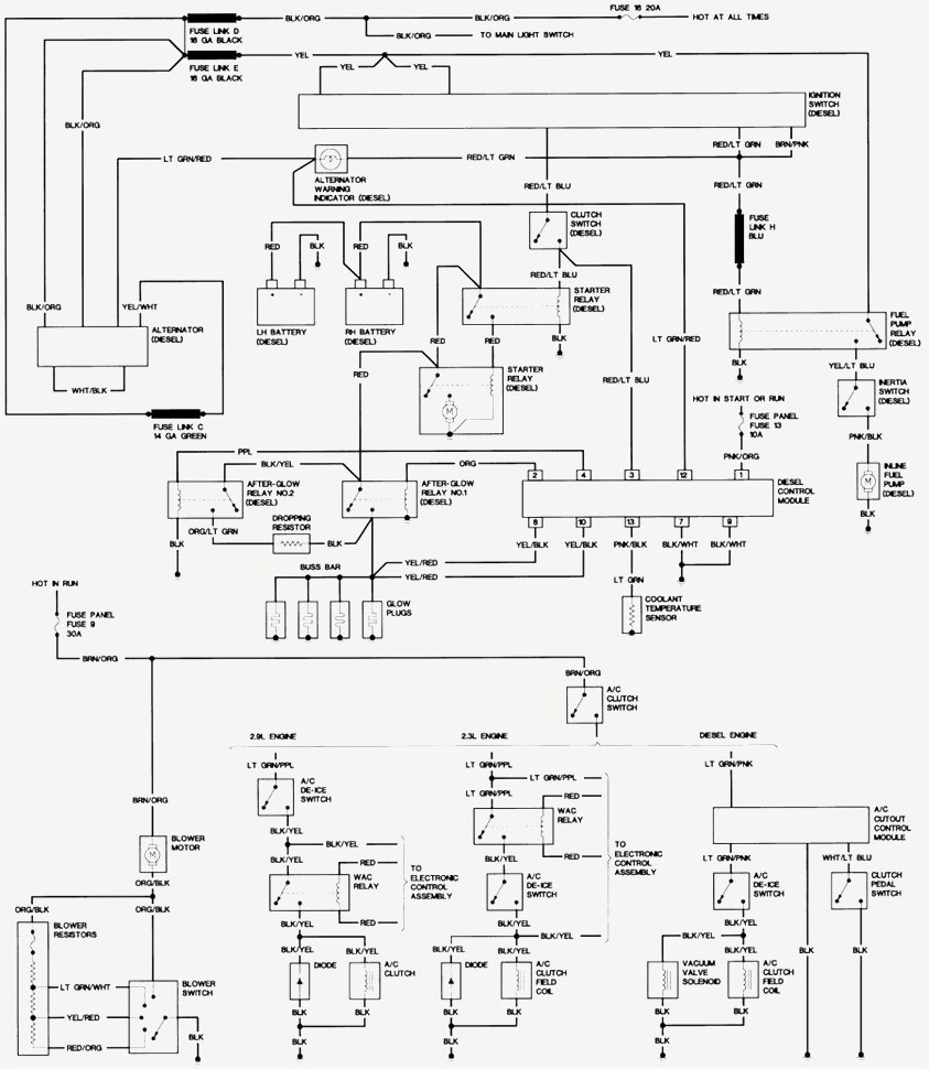 Free Electrical Drawing At For Personal Use Automotive Wiring Diagrams 843x970 Auto Diagram Downloads