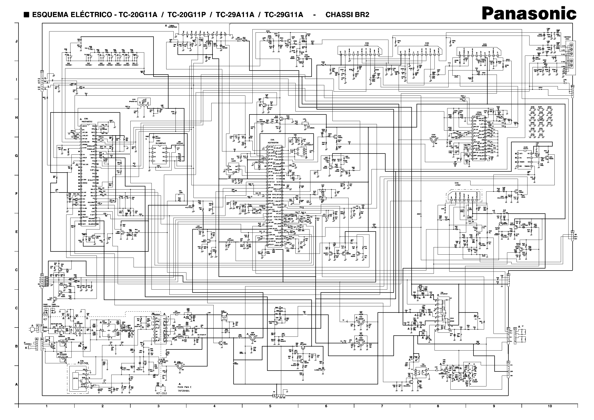 Power Wheels Wiring Harness Free Download Diagram Schematic Electrical Drawing At For Personal Use 2055x1453 Panasonic Tv Circuit Zen Components