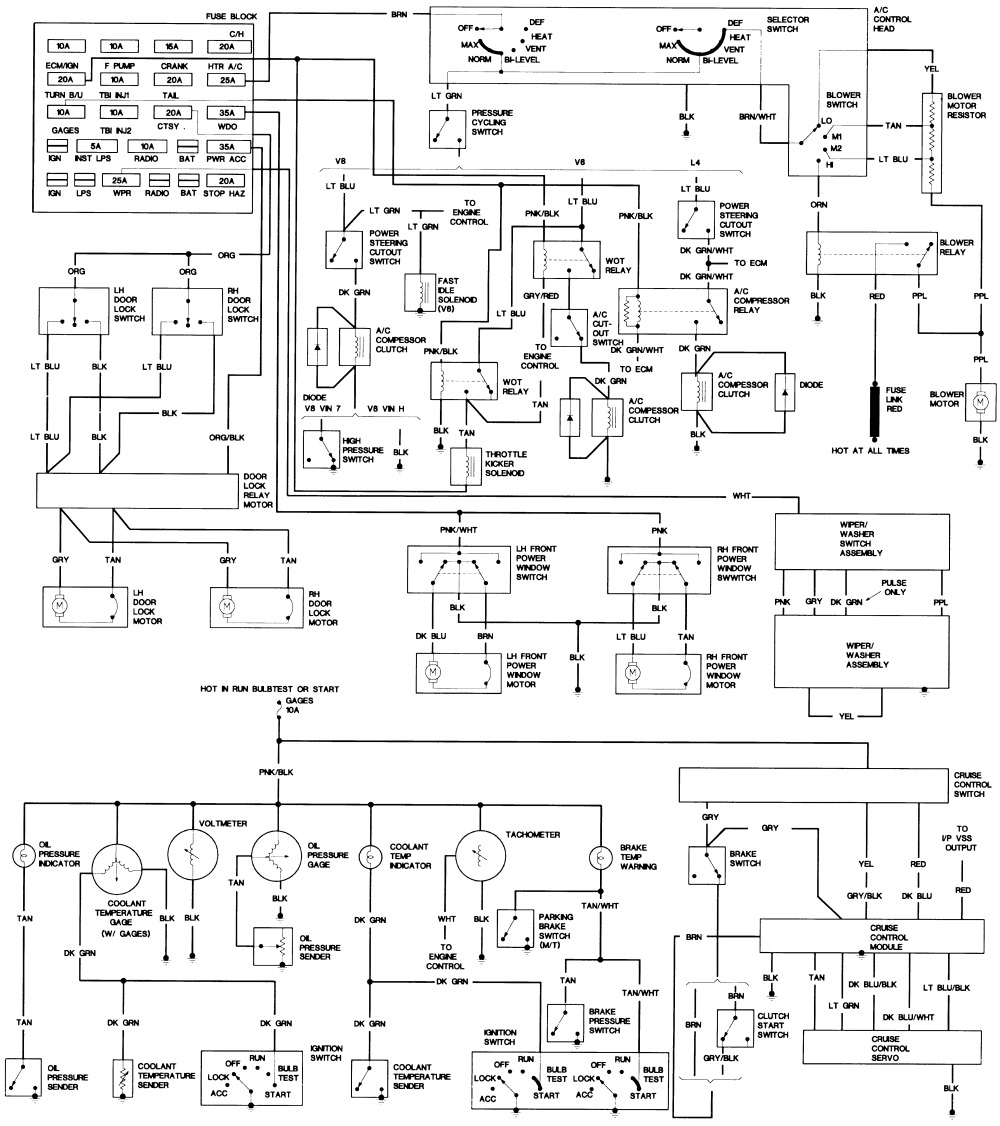 Free Electrical Drawing At For Personal Use Automotive Car Wiring Diagram 1000x1126 Diagrams Software In