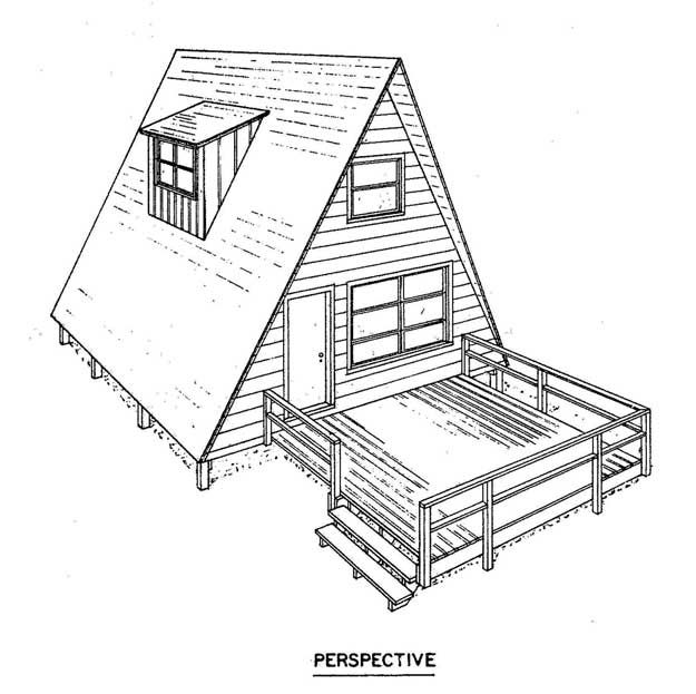 625x623 5 1000 Ideas About A Frame House Plans On A Frame House