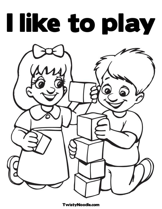 685x886 Play Coloring Games Pages Of Kids Playing519521 Ideas