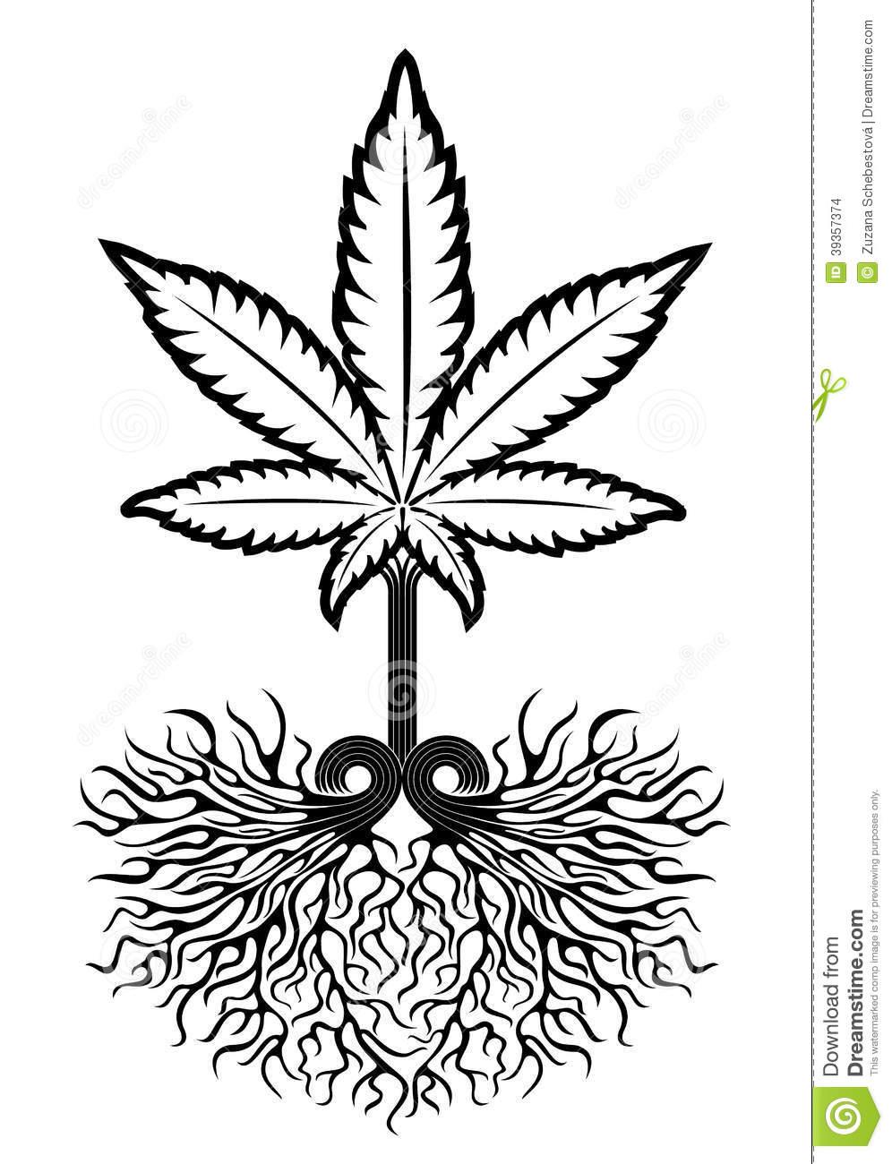 996x1300 Medical Marijuana Leaf Symbol