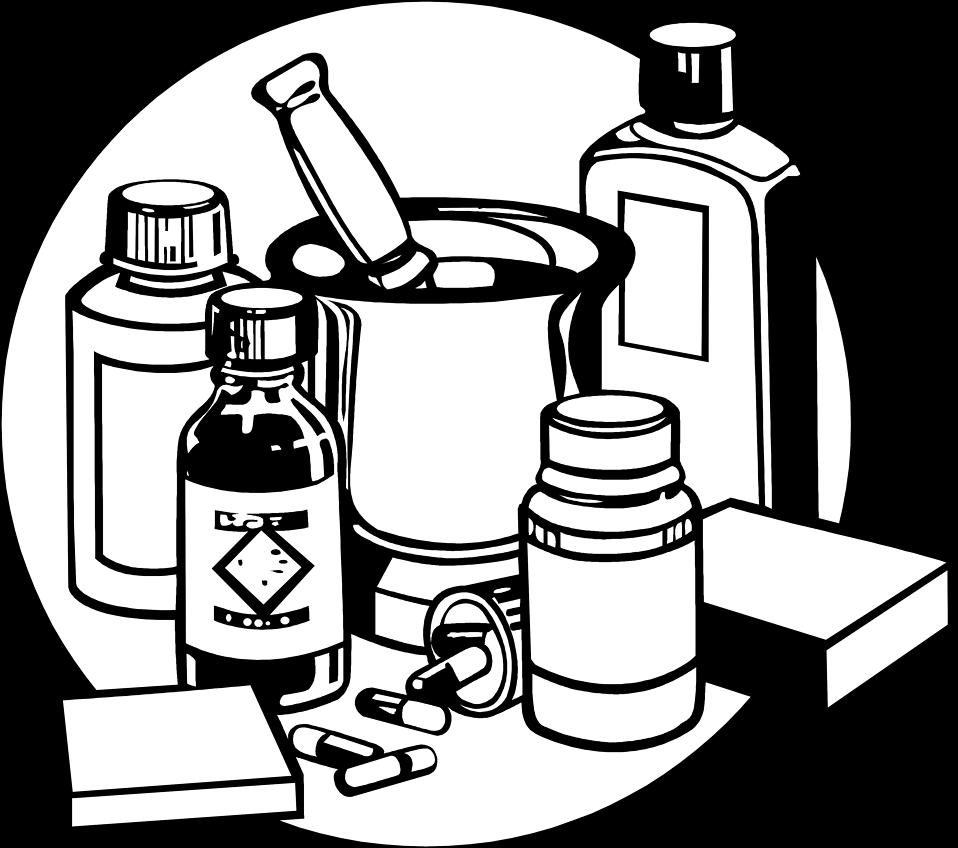 958x848 Medicine Free Stock Photo Illustration Of Various Medicines