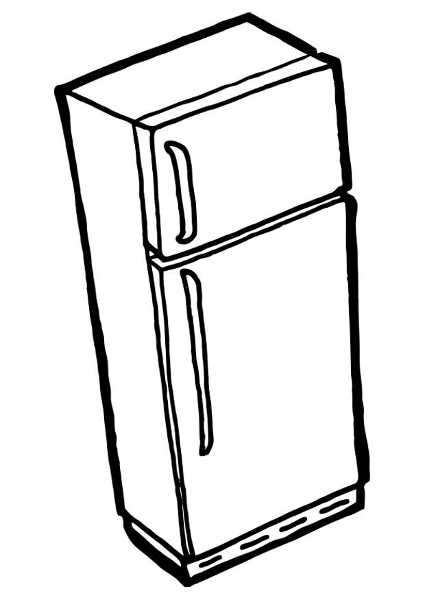 The Best Free Freezer Drawing Images Download From 50 Free Drawings