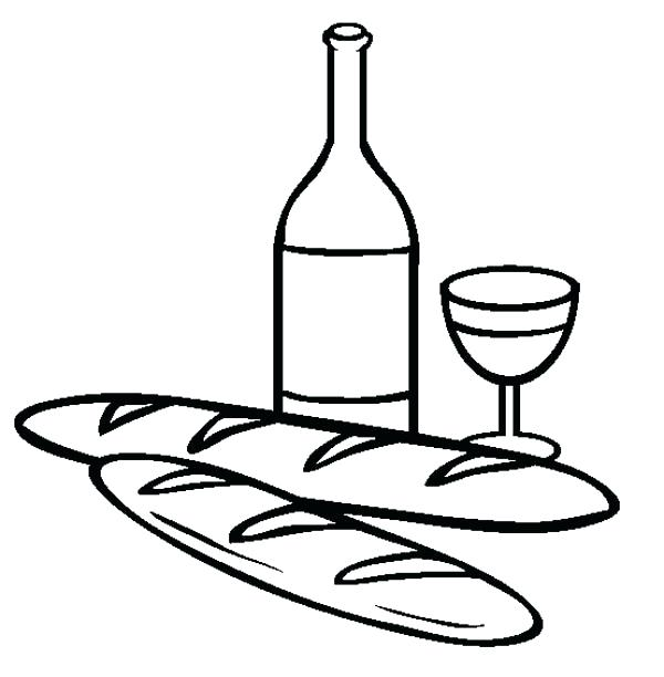 600x612 French Fries Coloring Page French Fries Coloring Page Coloring
