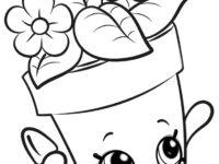 200x150 Shopkins Coloring Mr French Bread Printable 2
