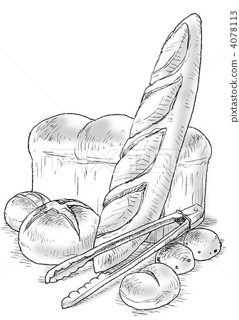 336x450 French Loaf, French Bread, Baker