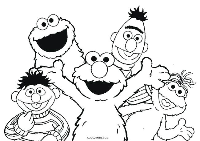 650x458 Friendship Coloring Pages Sunday School Printable For Kids