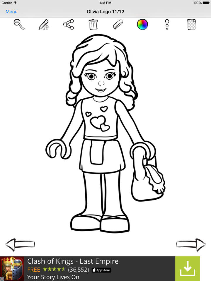 720x960 Learn To Draw Lego Friends Volume Apps 148apps