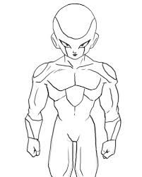 Frieza Drawing