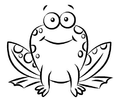 Frog Drawing