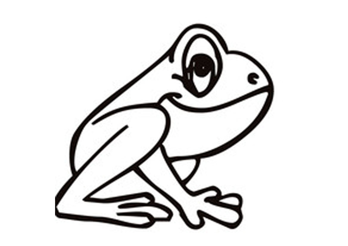 1169x826 Printable Frog Coloring Pages For Kids Free Printable Frog